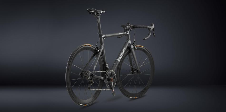 BMC impec Campagnolo Super Record EPS, rear view