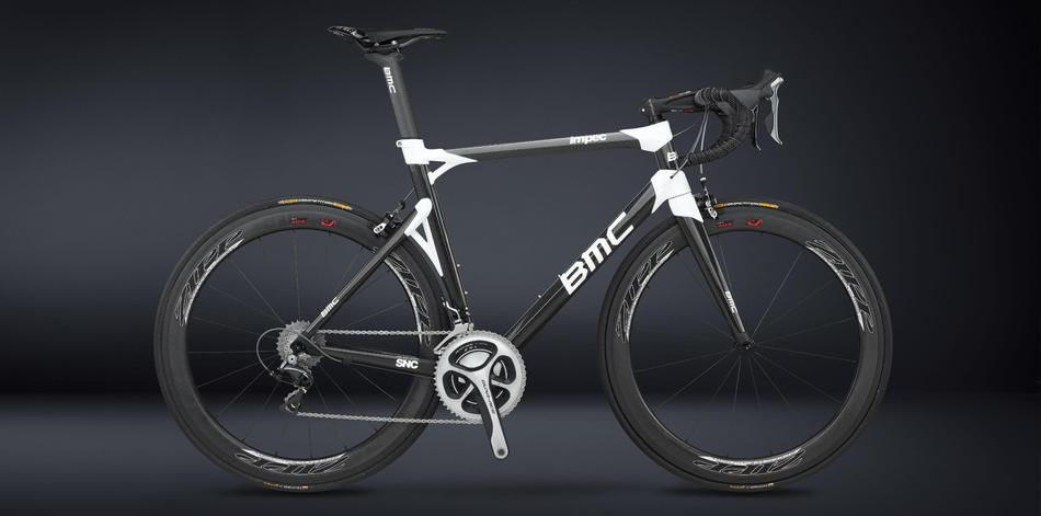 BMC impec Dura Ace, side view