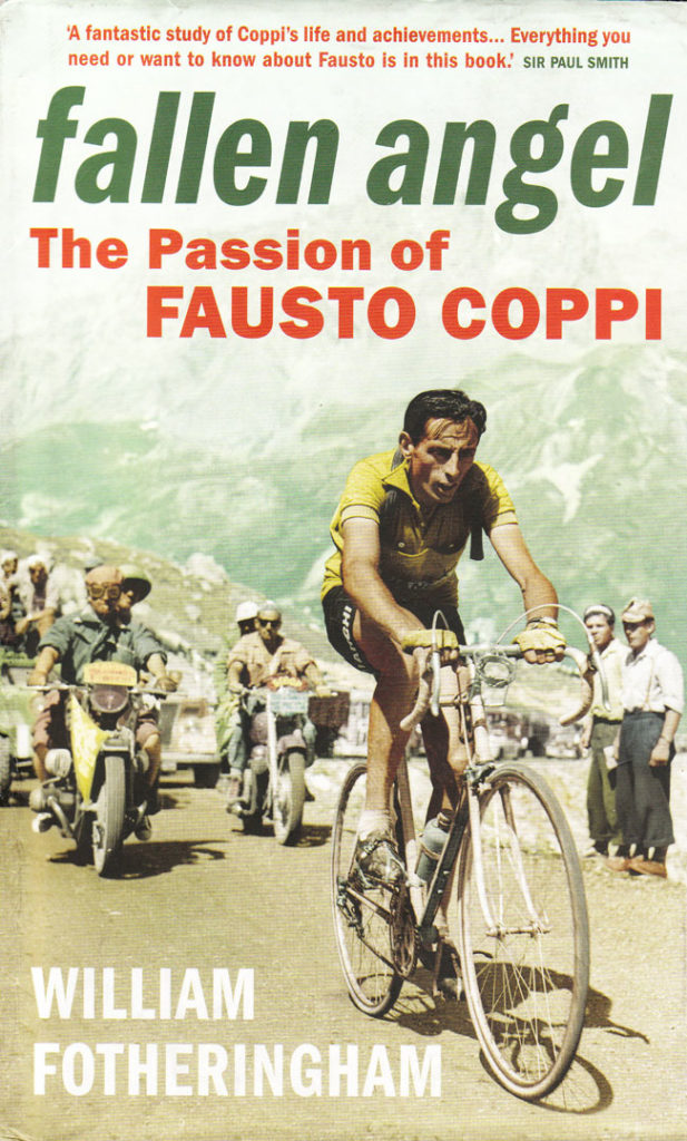 Cycling-related gift ideas: Fallen Angel: The Passion of Fausto Coppi