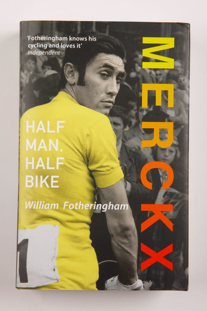Cycling-related gift ideas: Merckx: Half Man, Half Bike
