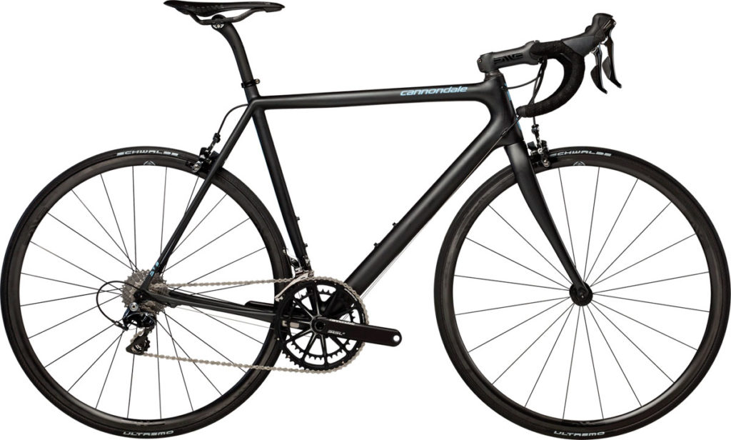 Cannondale SuperSix Evo Nano Black Inc.