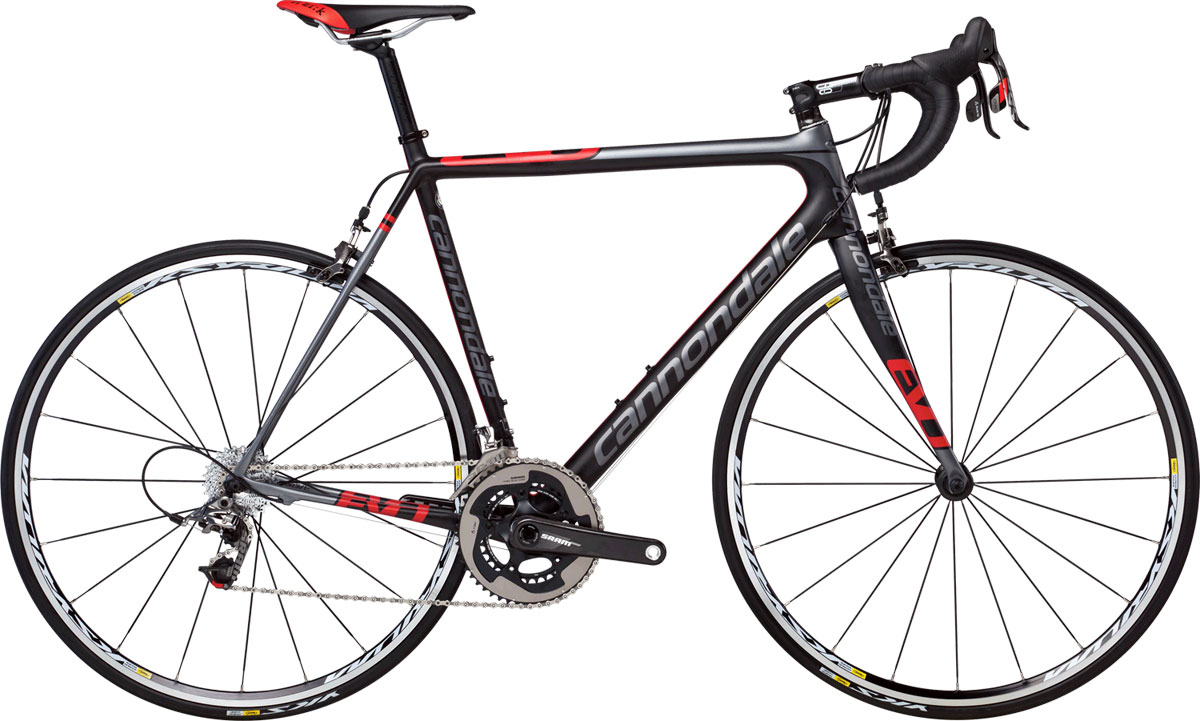 Cannondale SuperSix Evo 2013 Red
