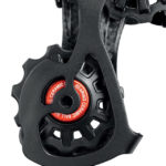 Campagnolo Super Record EPS Rear Derailleur and ceramic bearing