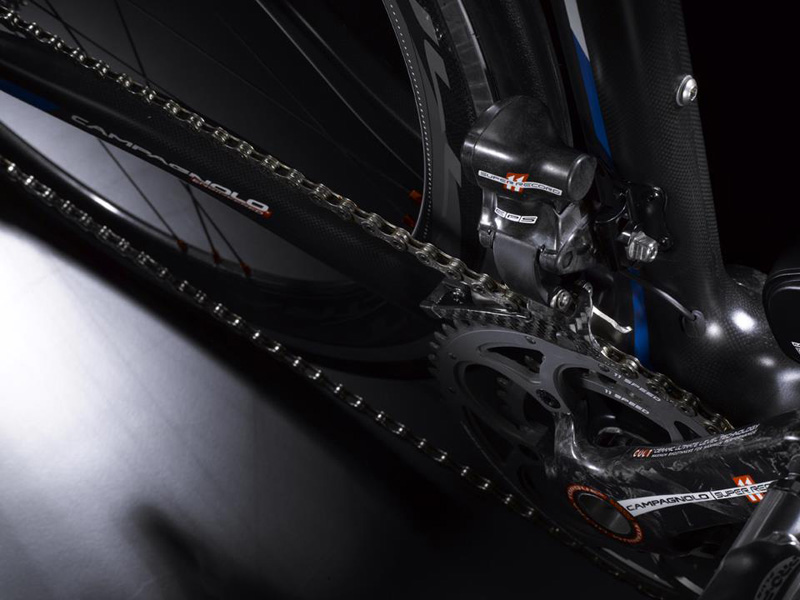 Campagnolo Super Record EPS electronic transmission