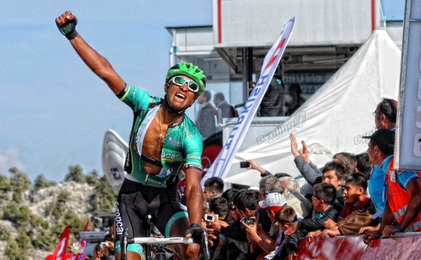 Natnael Berhane (Tour of Turkey 2013)