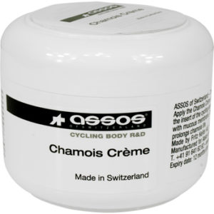 How to avoid saddle sores: Assos chamois cream
