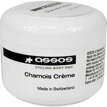 How to avoid saddle sores - Assos chamois cream
