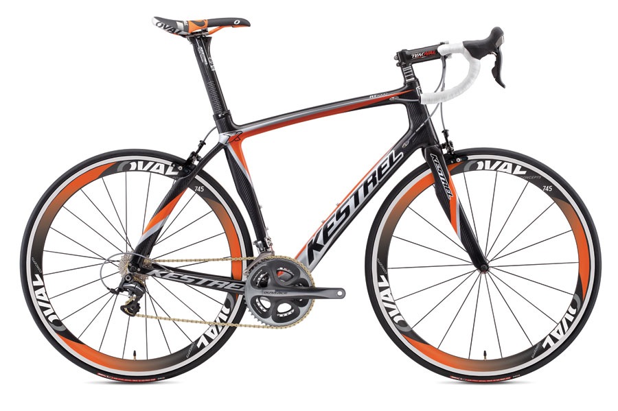 Top 10 cycling innovations: Kestrel RT1000 (2011) with Dura Ace