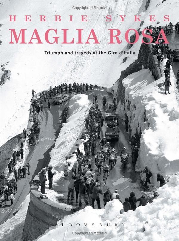 Maglia Rosa - Herbie Sykes (Second edition)