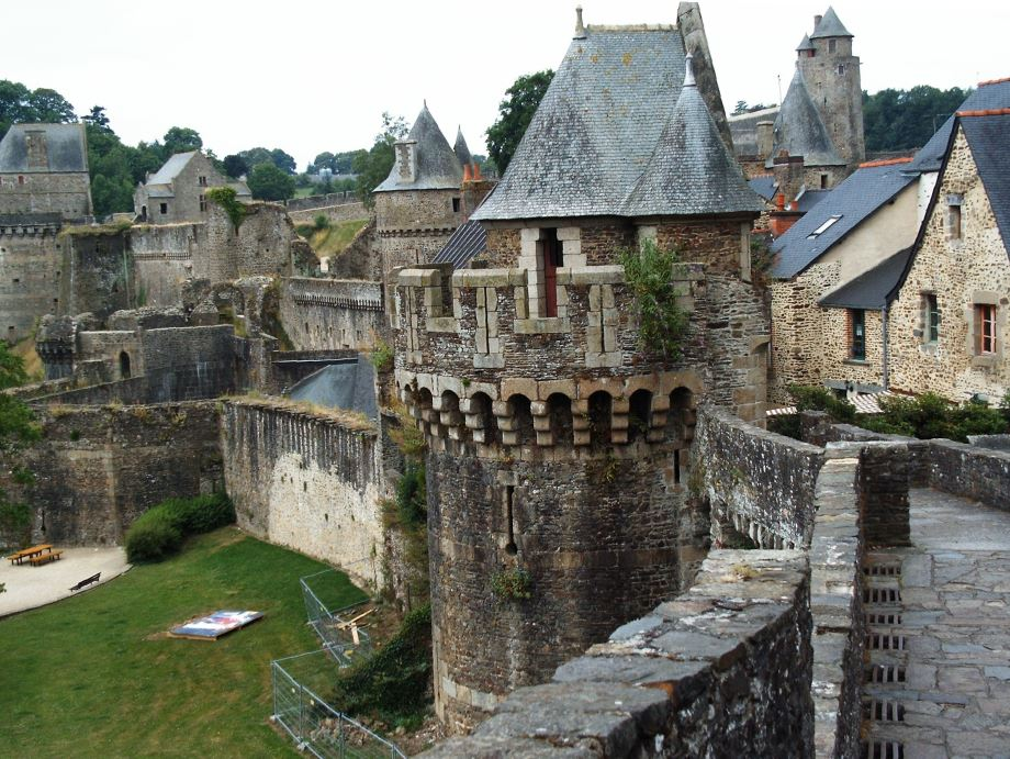 Fougeres France  city pictures gallery : Fougères, Bretagne, France – Cycling Passion