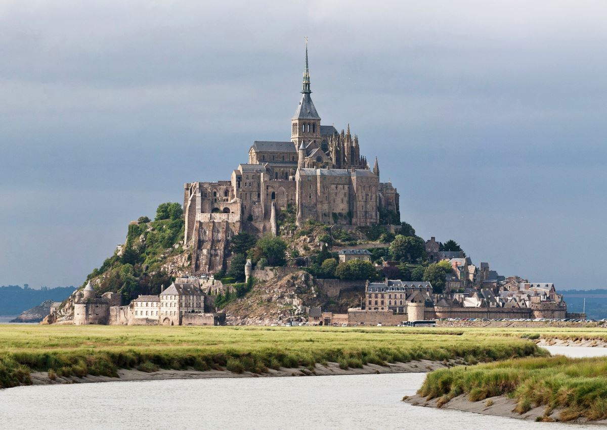 Mont-Saint-Michel, Brittany, France