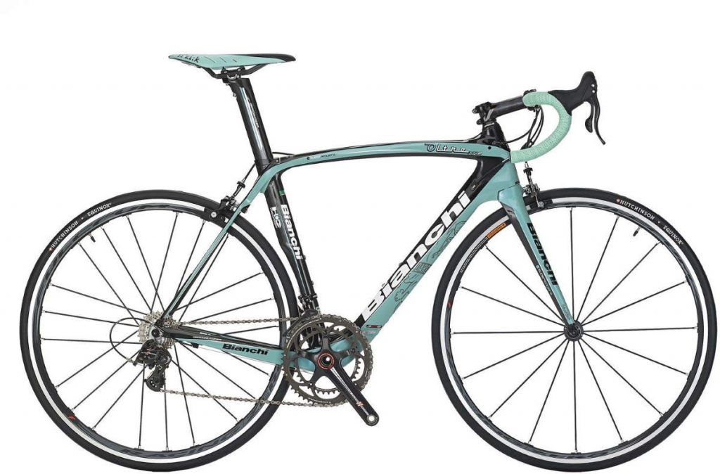 Bianchi 2014 Collection: Bianchi Oltre XR2 2014 Campagnolo Super Record