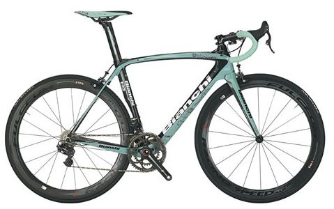 Bianchi Oltre XR2 2014 Campagnolo Super Record EPS