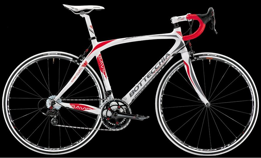 Bottecchia 8Avio 2014 (white-matt red)