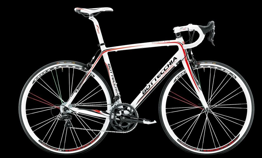 Bottecchia Duello 2014 (white-red-black)