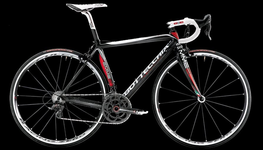Bottecchia 2014 road bike series - Bottecchia Emme2 2014 (carbon-matt-shiny)