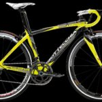 Bottecchia SP9 Supernova 2014 (shiny carbon, yellow-fluo)