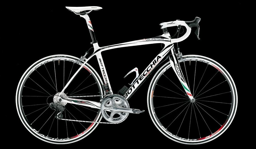Bottecchia Super 8Avio 2014 (white+black)
