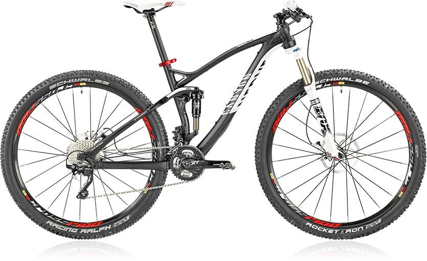 Canyon Nerve AL 7.9 2014
