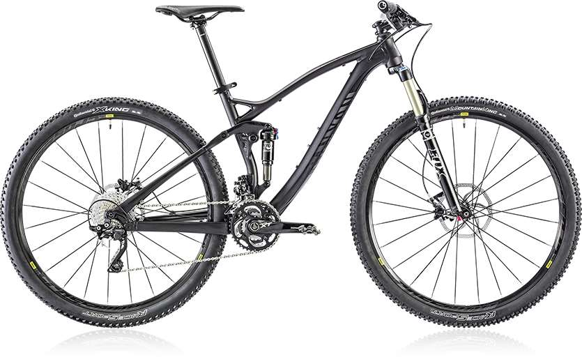 Canyon Nerve AL 8.9 2014