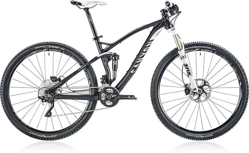 Canyon Nerve AL 9.9 2014