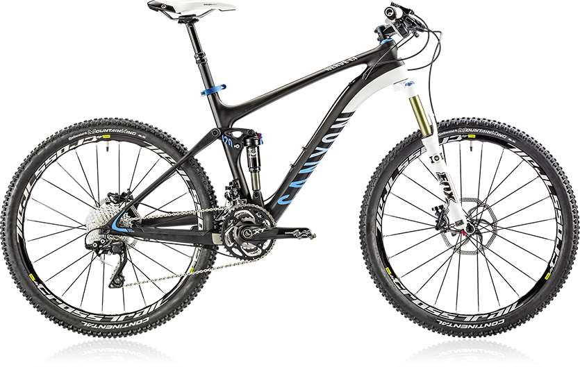 Canyon Nerve CF 8.0 2014