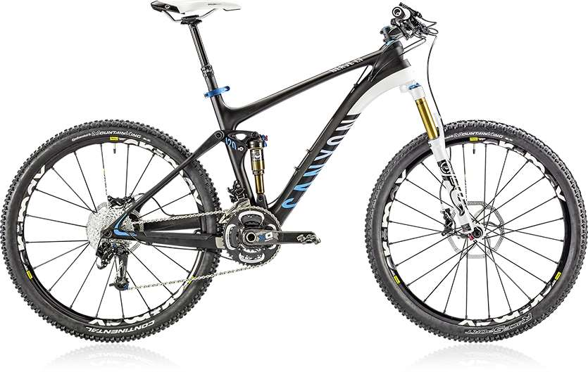 Canyon Nerve CF 9.0 2014