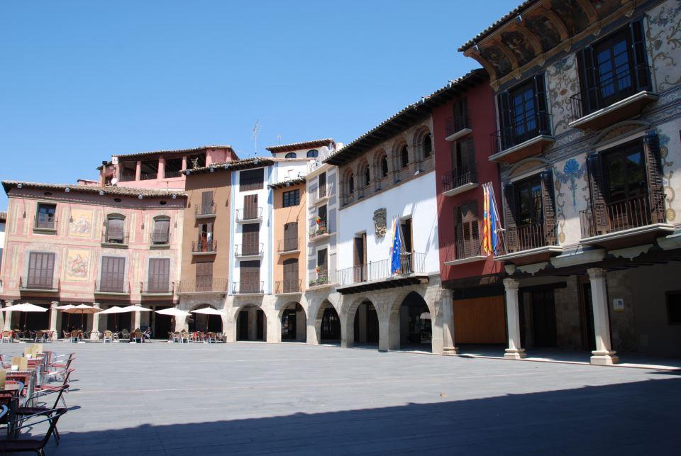 Plaza de Graus
