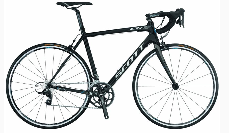 SCOTT CR1 Elite 2014