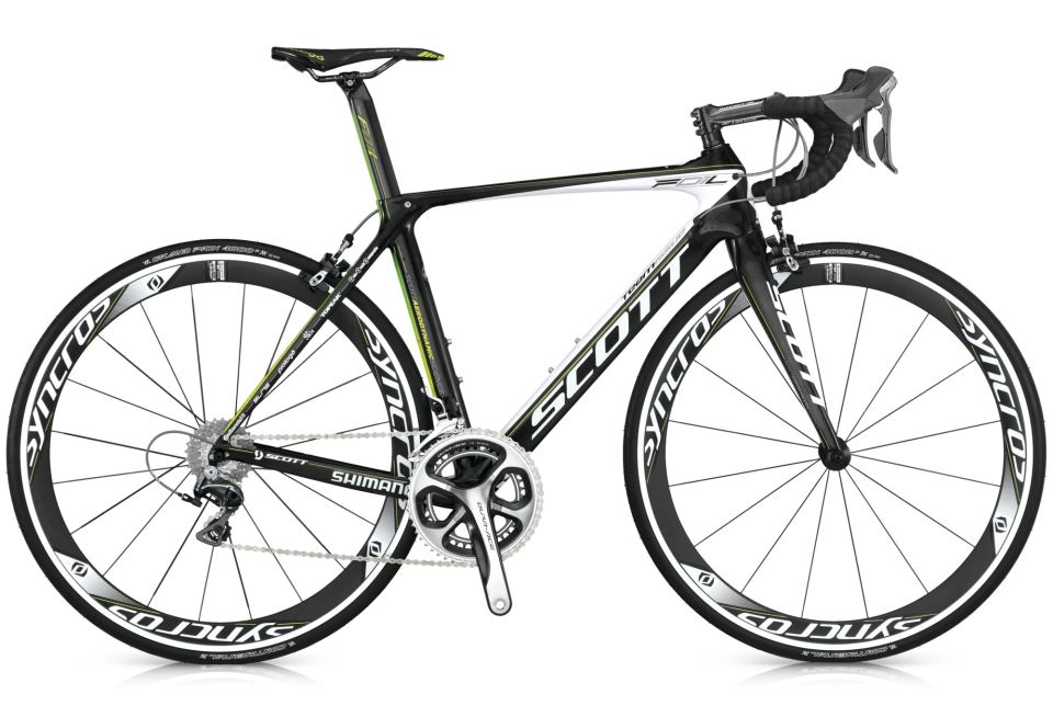 SCOTT Foil Team Issue 2014