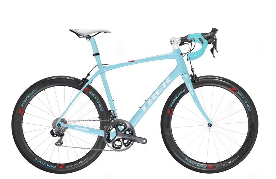 Trek Domane 6 Team Edition 2014