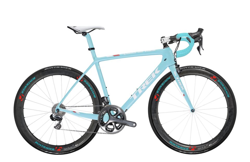 Trek Madone 7 Team Edition 2014