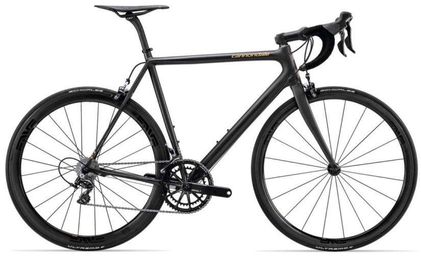 Cannondale SuperSix Evo 2014 Black Inc