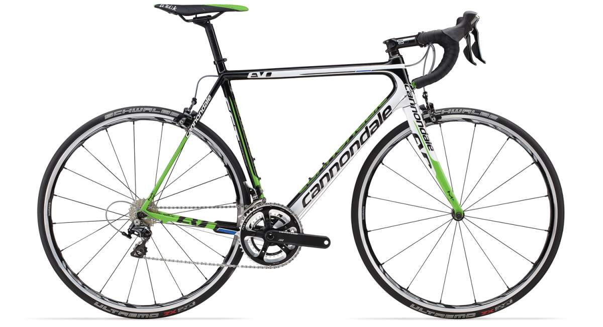 Cannondale SuperSix Evo 2014 Hi-MOD 2 Dura-Ace