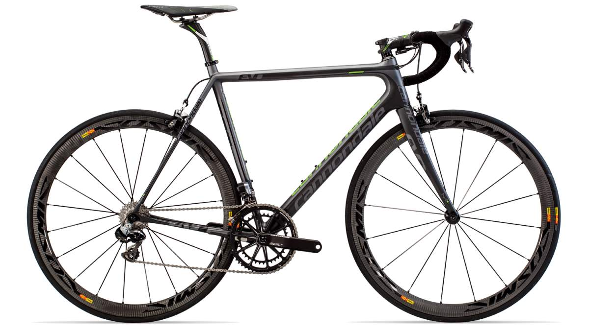 Cannondale SuperSix Evo 2014 Hi-MOD Di2