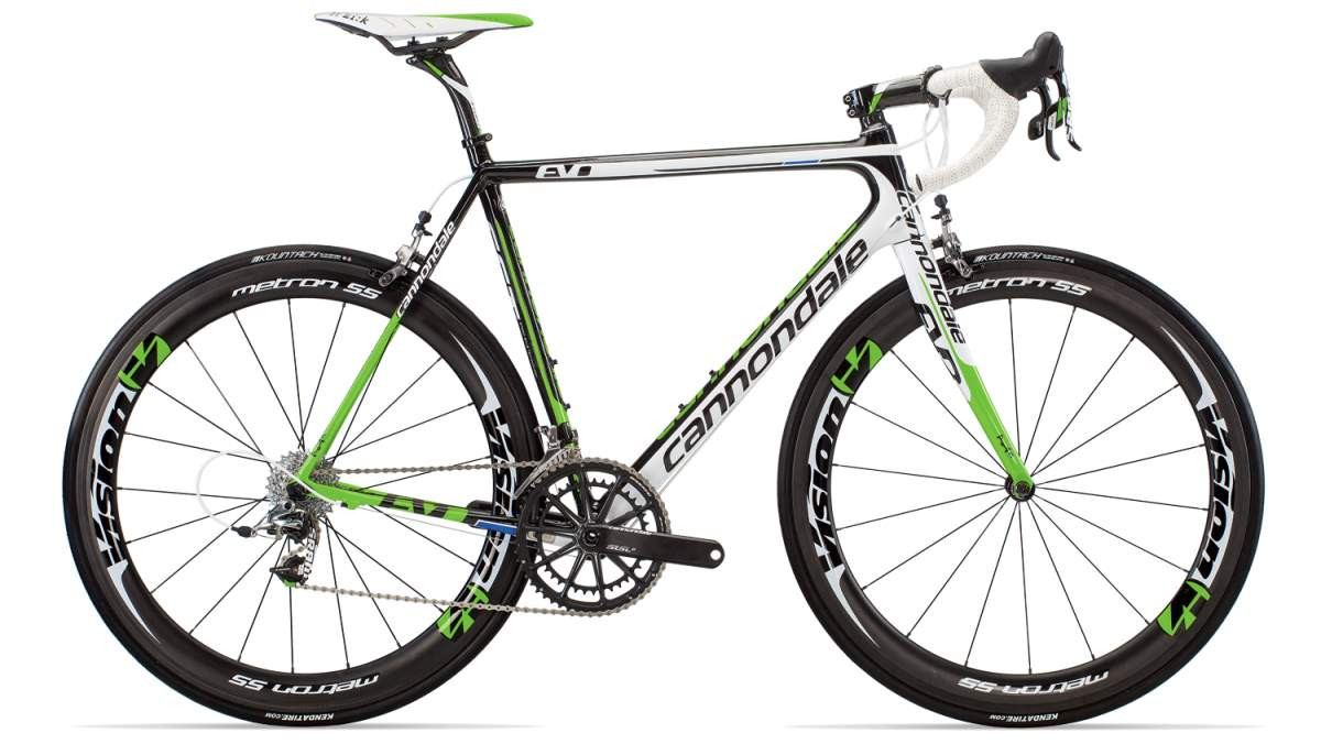 Cannondale SuperSix Evo 2014 Hi-MOD Team