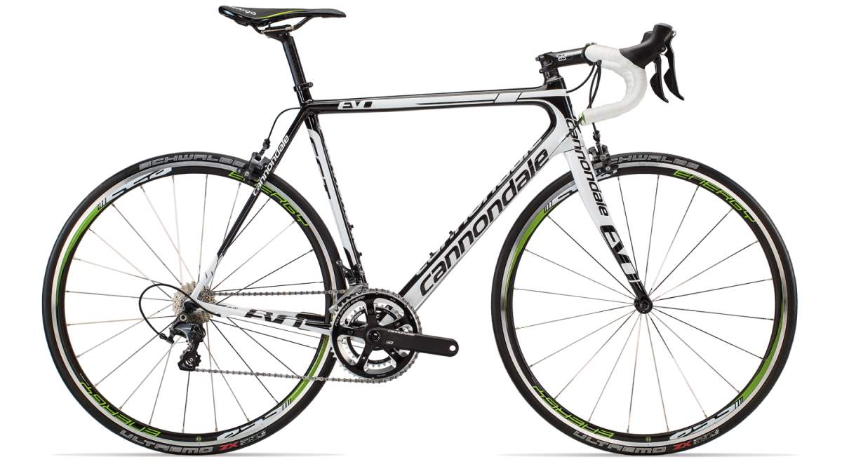 Cannondale SuperSix Evo 2014 Ultegra, Racing Edition