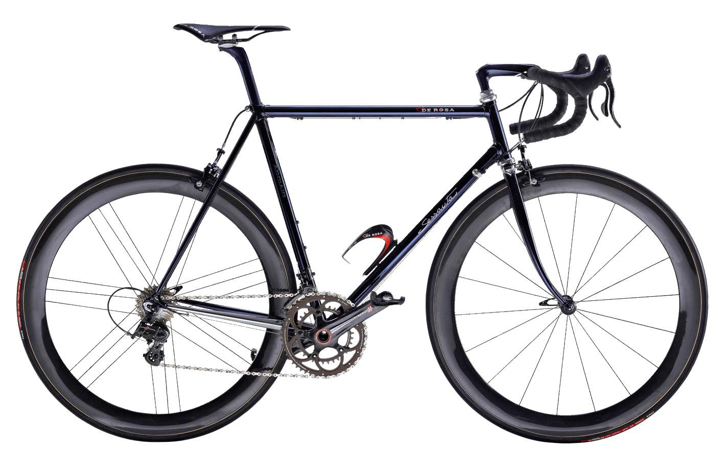 De Rosa 60th anniversary Black Label series: Steel