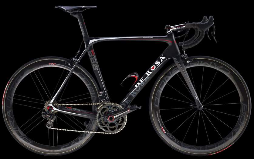 De Rosa 888 SuperKing E 2014 Nero