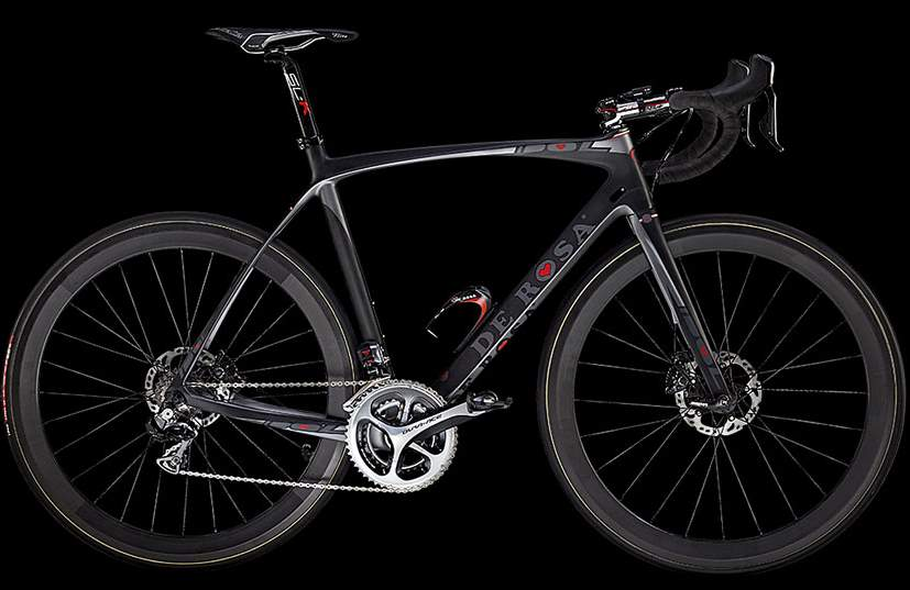 De Rosa Idol 2014 Grey Shimano Disc
