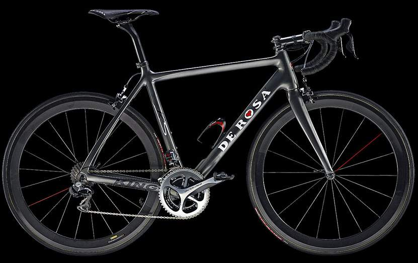 De Rosa King RS Action 2014 Stealth