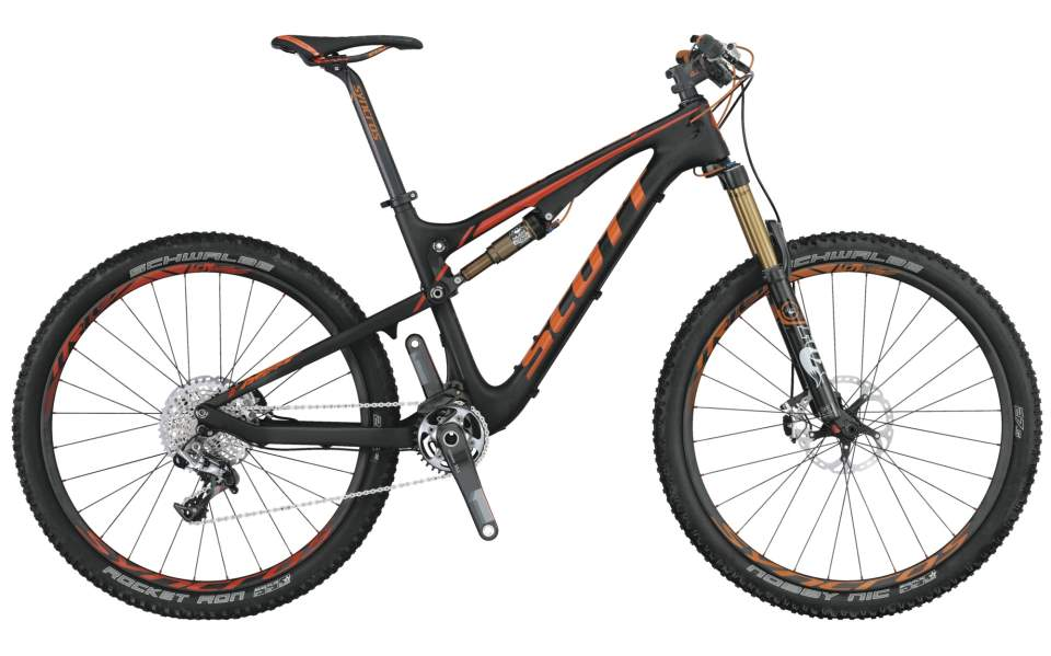 SCOTT Genius 700 Tuned 2014