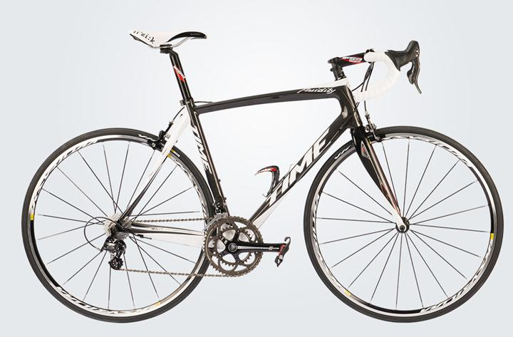 Time Fluidity 2014 Mont Blanc Campagnolo Athena