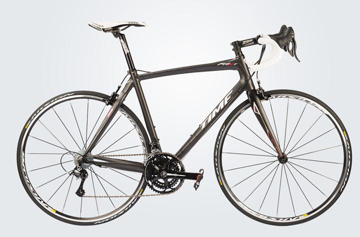 Time Fluidity First 2014 Picante Campagnolo Veloce Triple