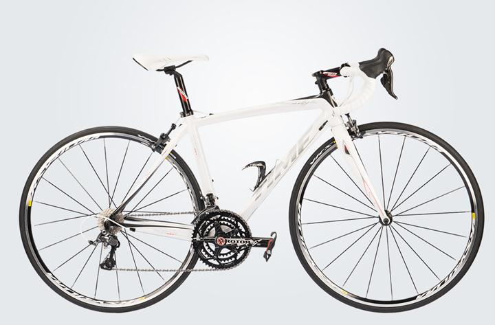 Time Fluidity L 2014 Stiletto Campagnolo Athena Triple