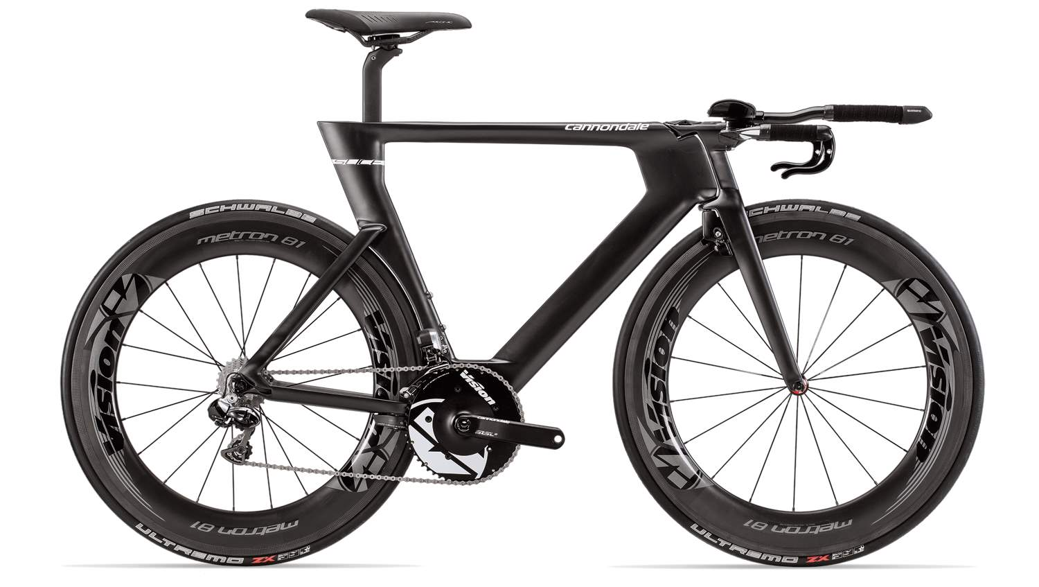 Cannondale Slice RS 2014 Black Inc