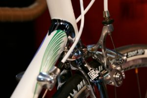 Chesini Florentia MMXIII, designed by Sak_art , front brake and lugs