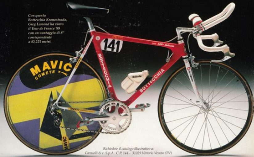 Greg Lemond's Bottecchia