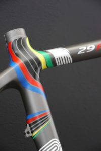 Parkpre 29 Future Rainbow Jersey, designed by Sak_art, details 7