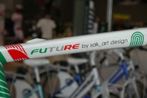 Parkpre K999 Future Ita, designed by Sak_art - details 3